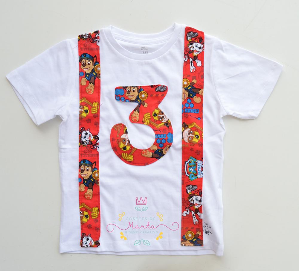 Camisetas variadas y molonas!