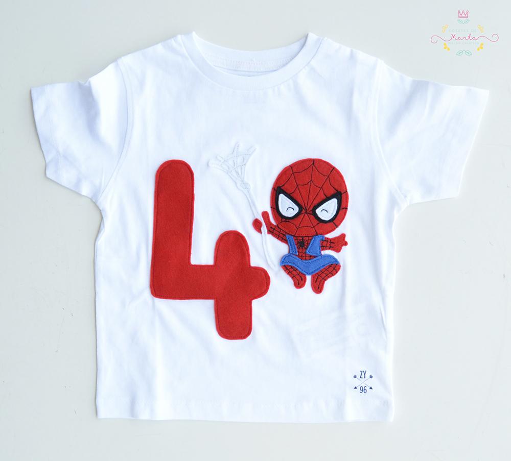 Camisetas hiper molonas con telas cuquis!!