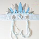 Corona de Plumas de Indios Molones!!!!