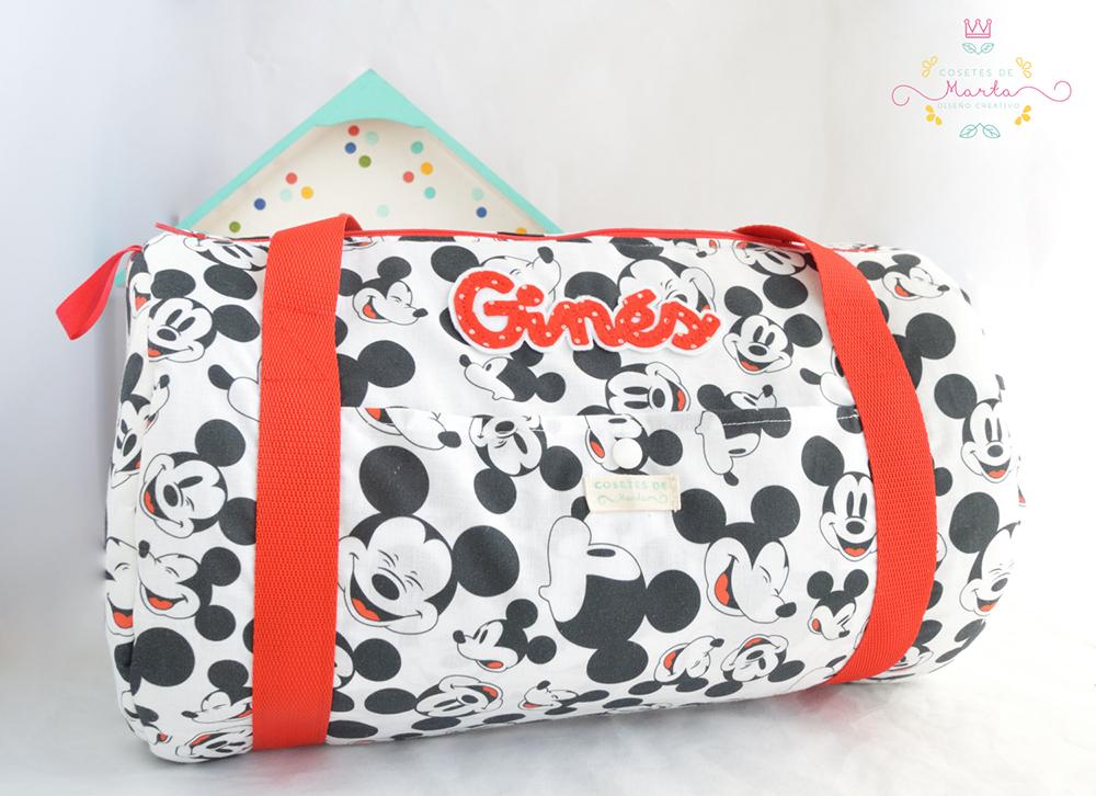 Todo un kit de Mickey Mouse!!
