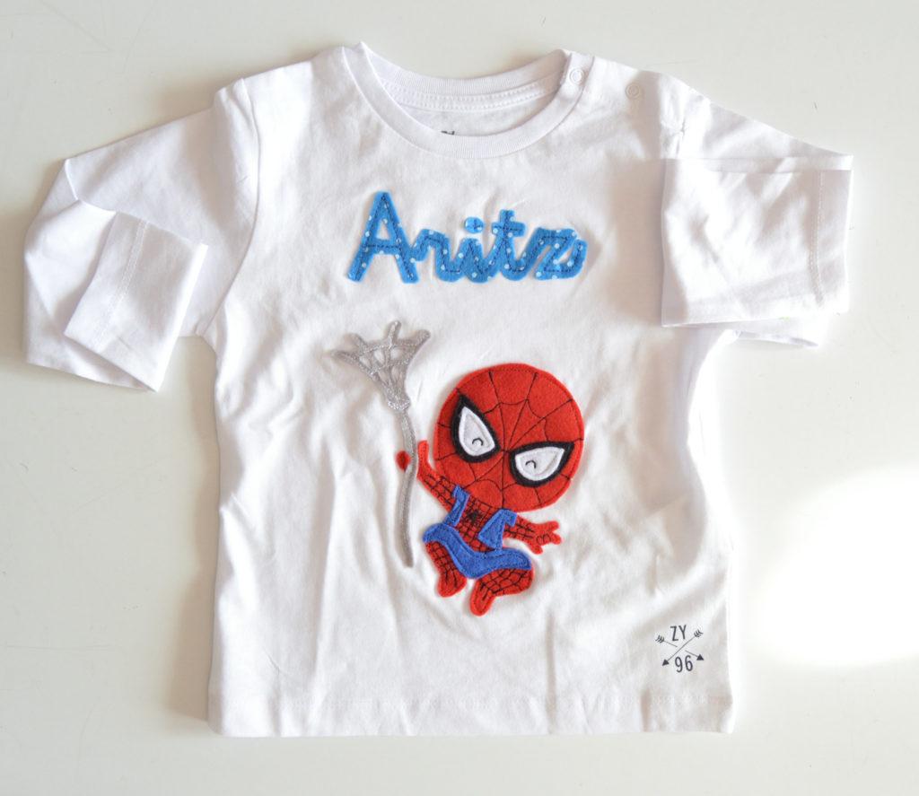 Todo un cumpleaños de Spiderman!!