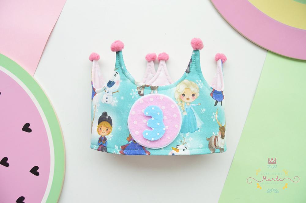 Corona Frozen 2 y nuevas noticias!