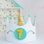 Corona Carita de Unicornio y Noticias!!