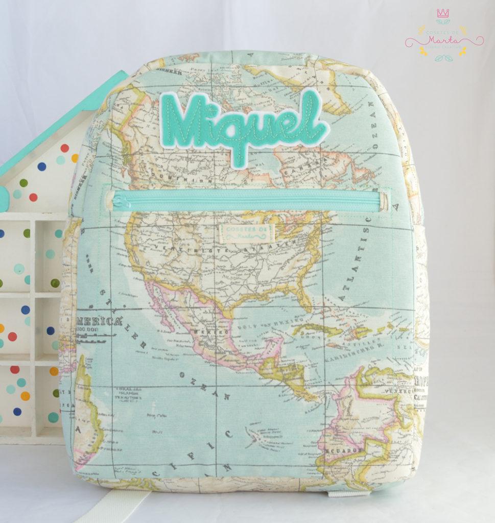 Mochila Globalizada para vencer!
