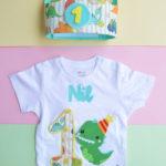 Cumpleaños de Dinosaurios Molones!