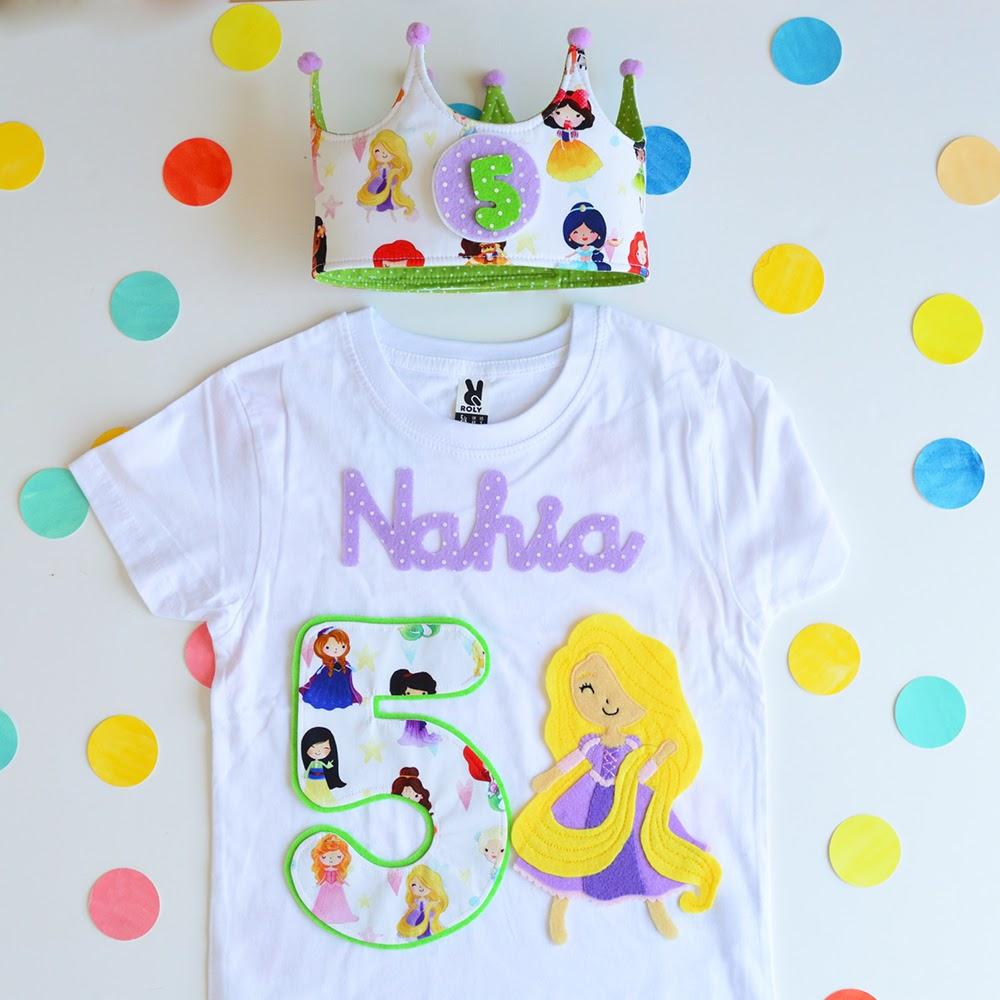 Cumpleaños super molón de Rapunzel